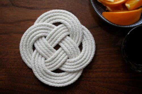 knot-trivet