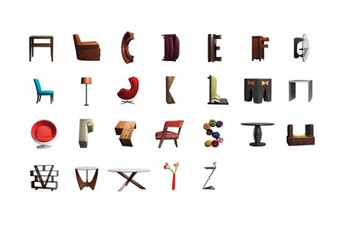 typeface-furniture
