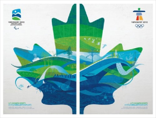 vancouver 2010 posters