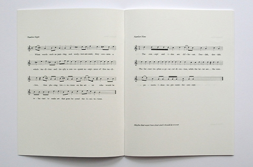 Song Book by Toom Tragel