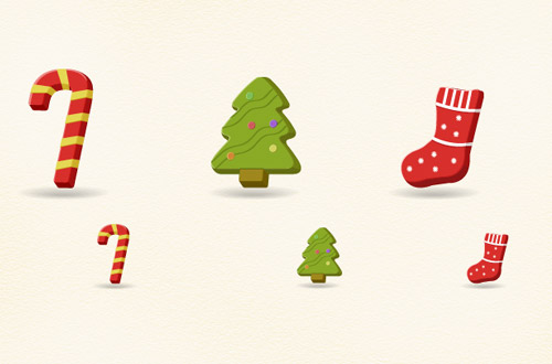 christmas icon sets