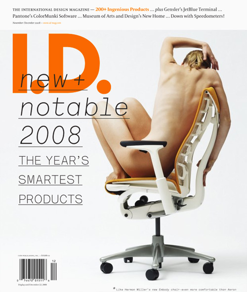 I.D. The International Design Magazine