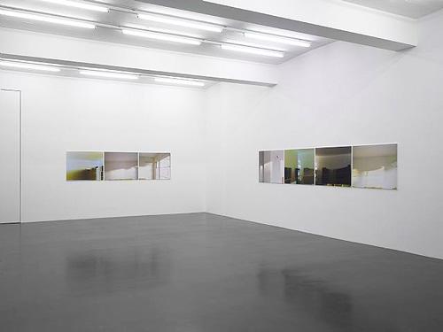 Installationview (Sies + Höke Galerie, Düsseldorf) 2008