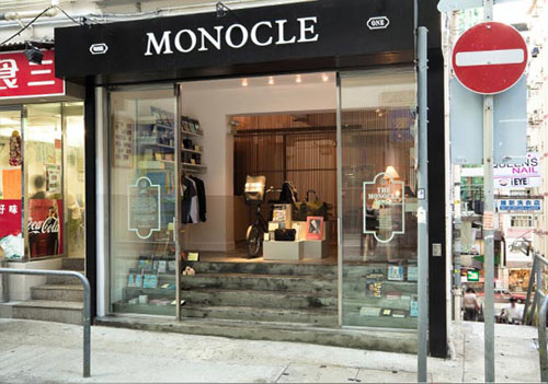Monocle In Hong Kong